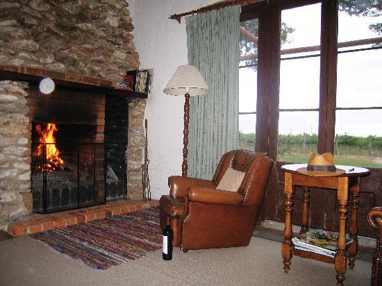Honeysuckle Rise Cottage interior